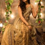 Asim Jofa Bridal Lehenga Designs For Pakistani Brides 2017
